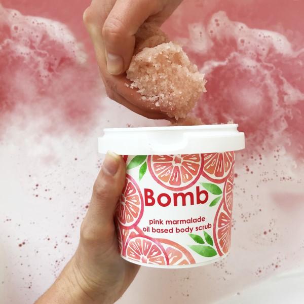 Pink Marmalade Body Scrub