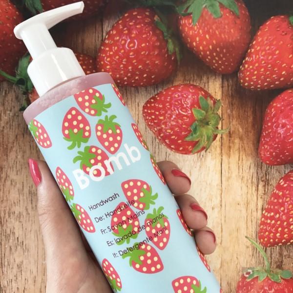 Strawberries & Cream Handwash (2)