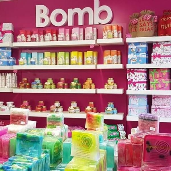 espositori BOMB